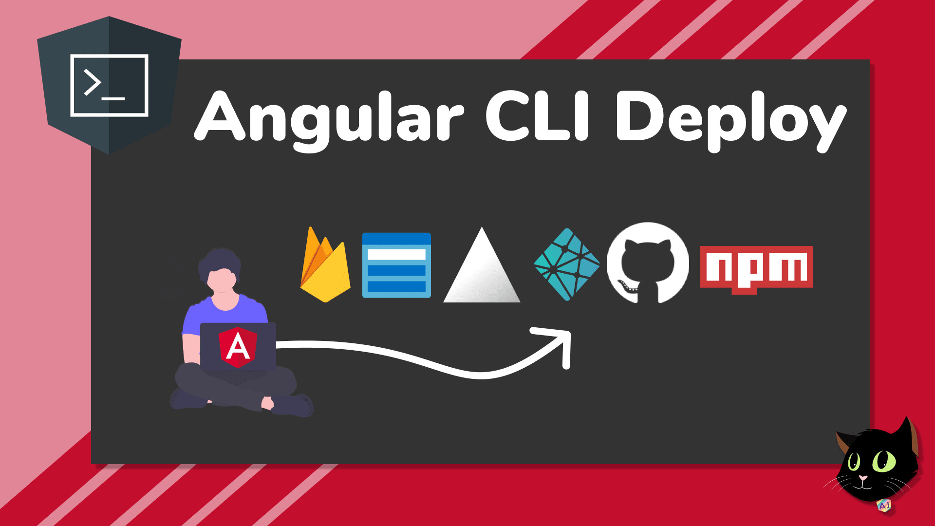 Angular CLI Deploying