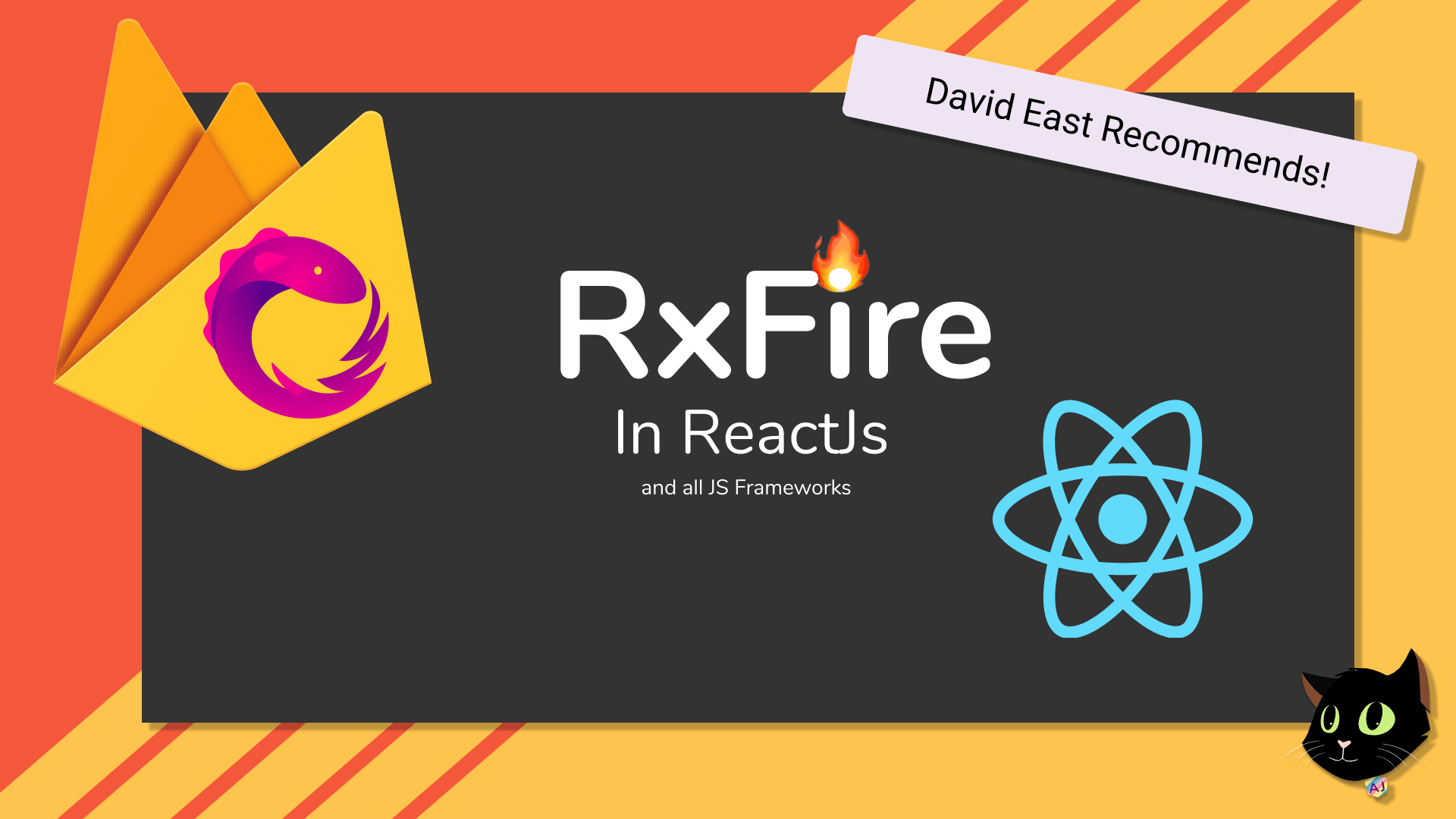 RxFire in ReactJS using Firebase Firestore and Authentication
