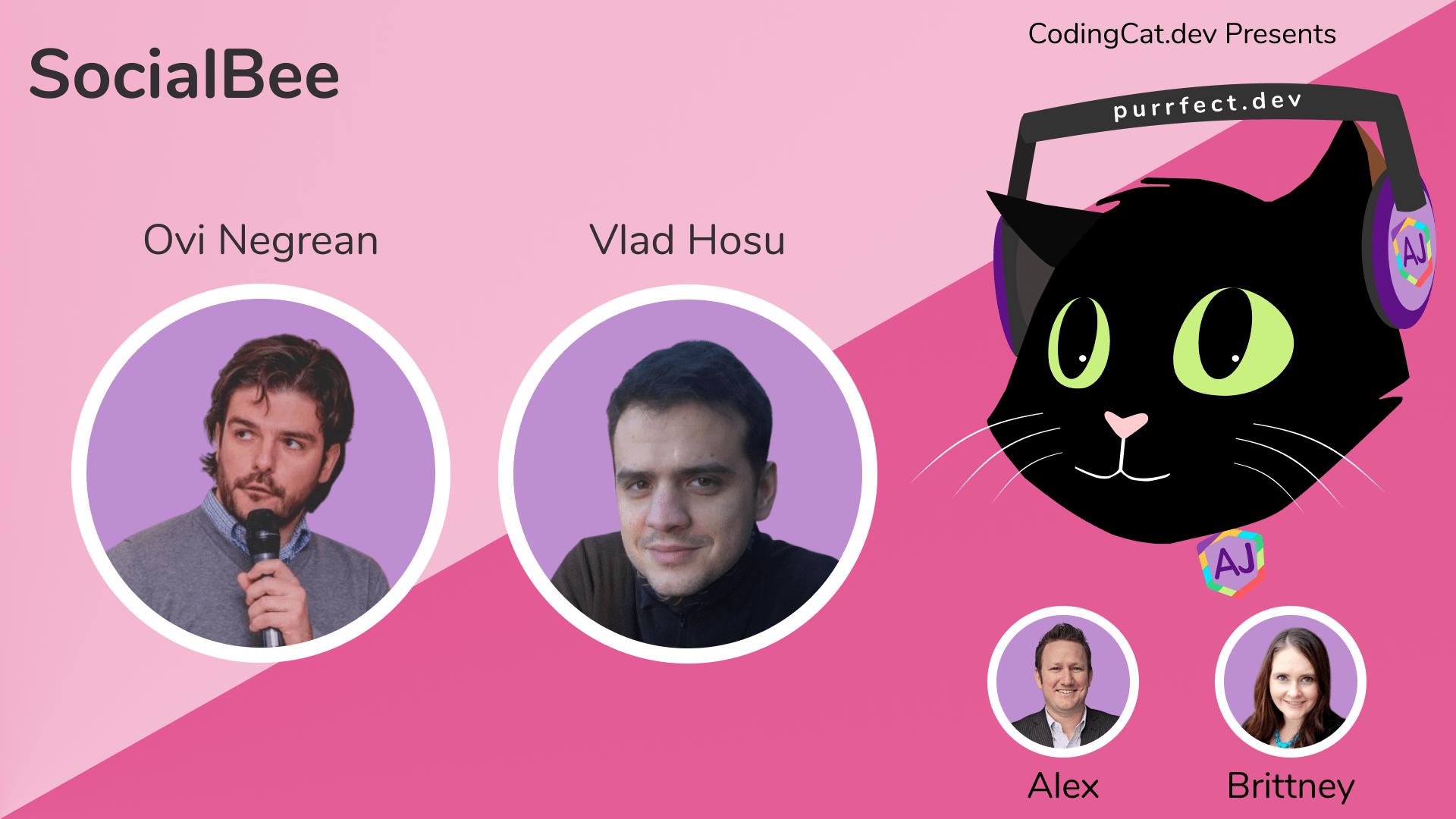 1.7 - SocialBee with Ovi Negrean and Vlad Hosu