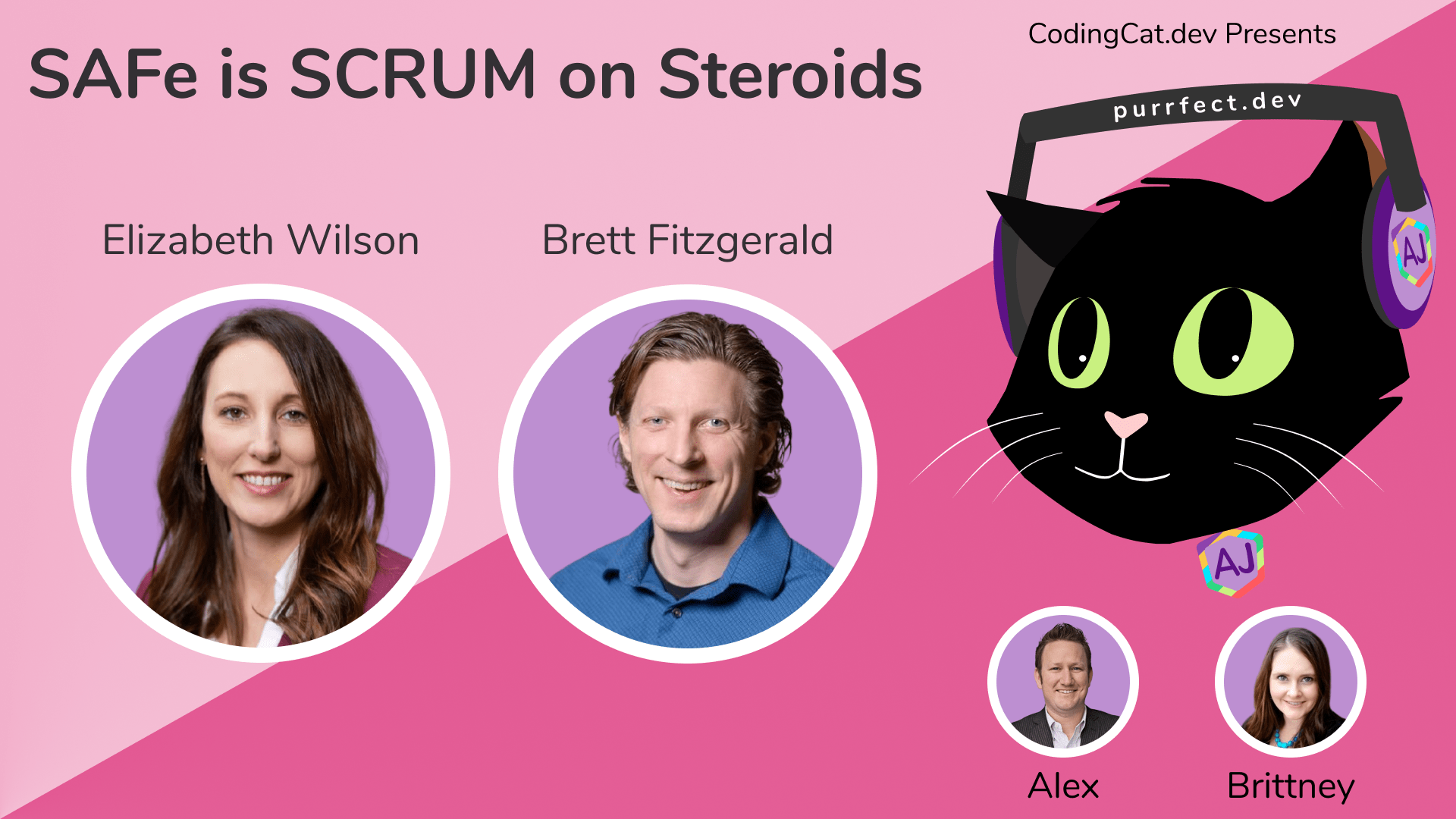 1.9 - SAFe is SCRUM on Steriods