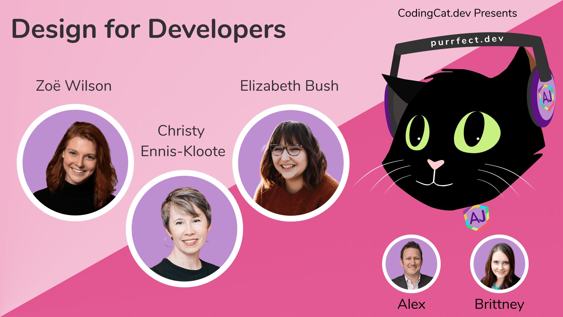 1.8 - Design for Developers