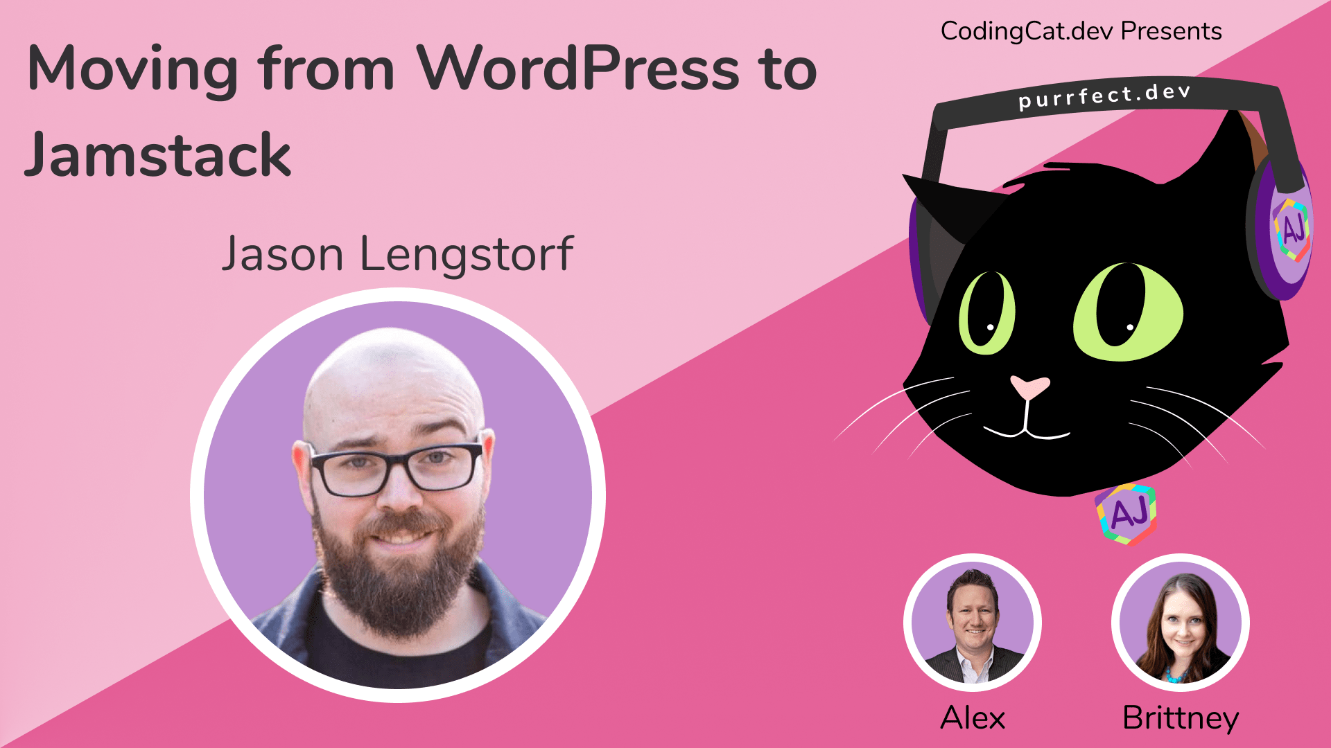 1.11 - Moving from WordPress to Jamstack