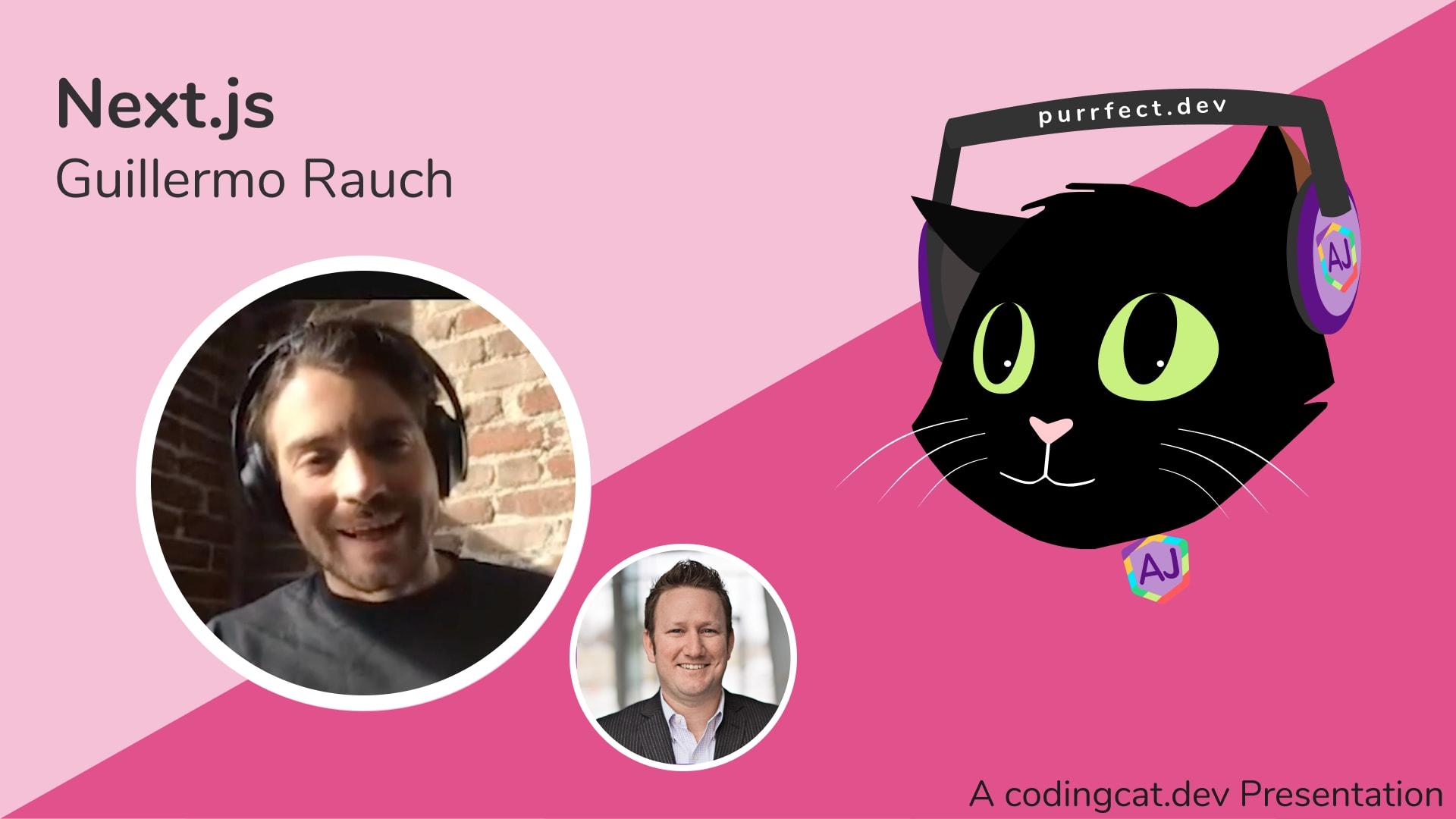 0.6 - NextJS with Guillermo Rauch