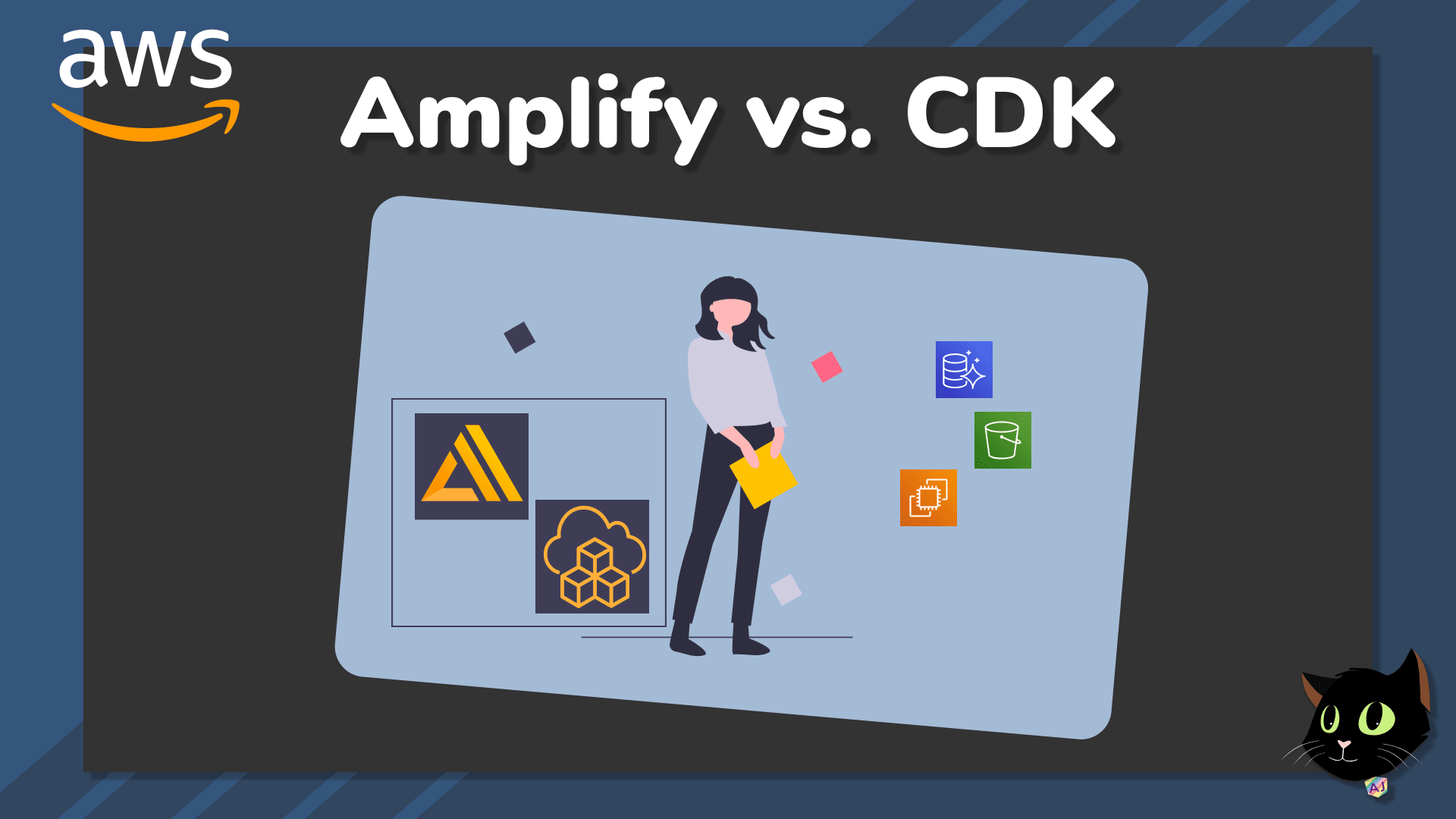 AWS Amplify vs. AWS CDK What is the most powerful AWS IaC in 2020?