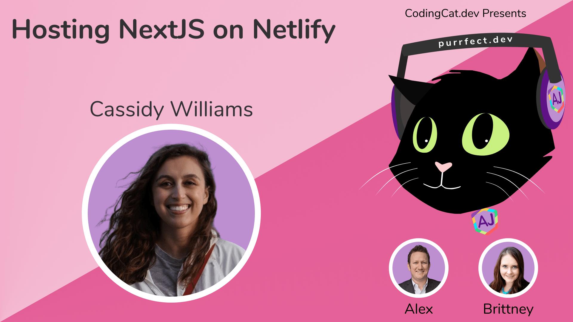 1.22 - Hosting Next.js on Netlify