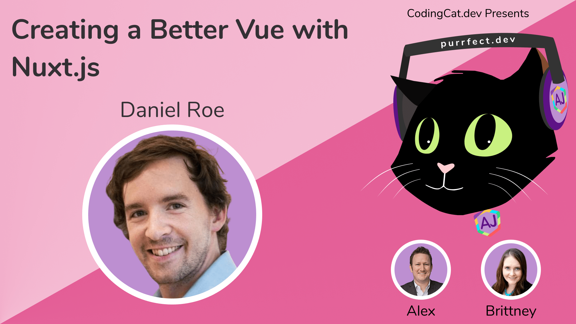 1.23 - Creating a Better Vue with Nuxt