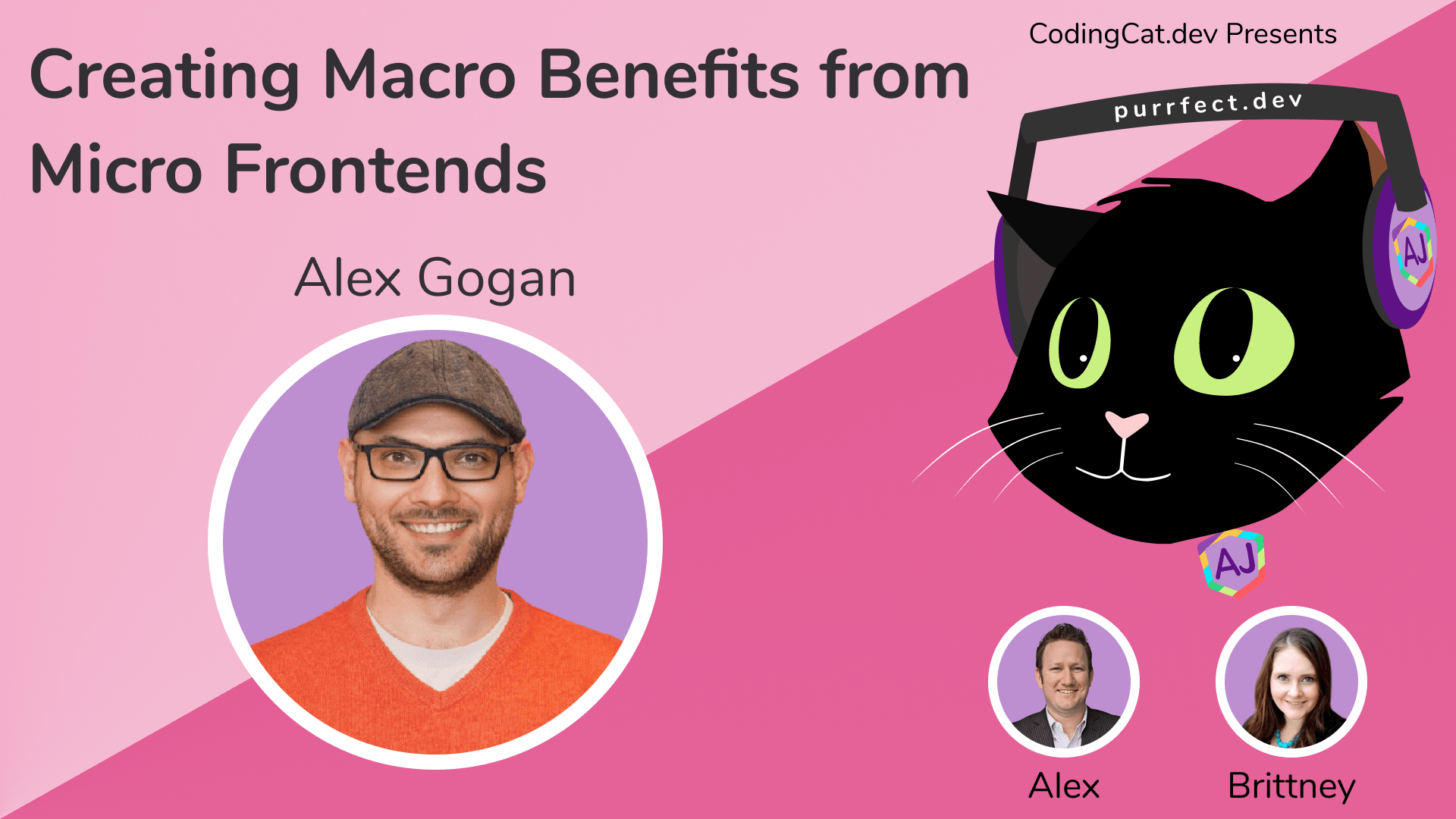1.25 - Creating Macro benefits from Micro Frontends