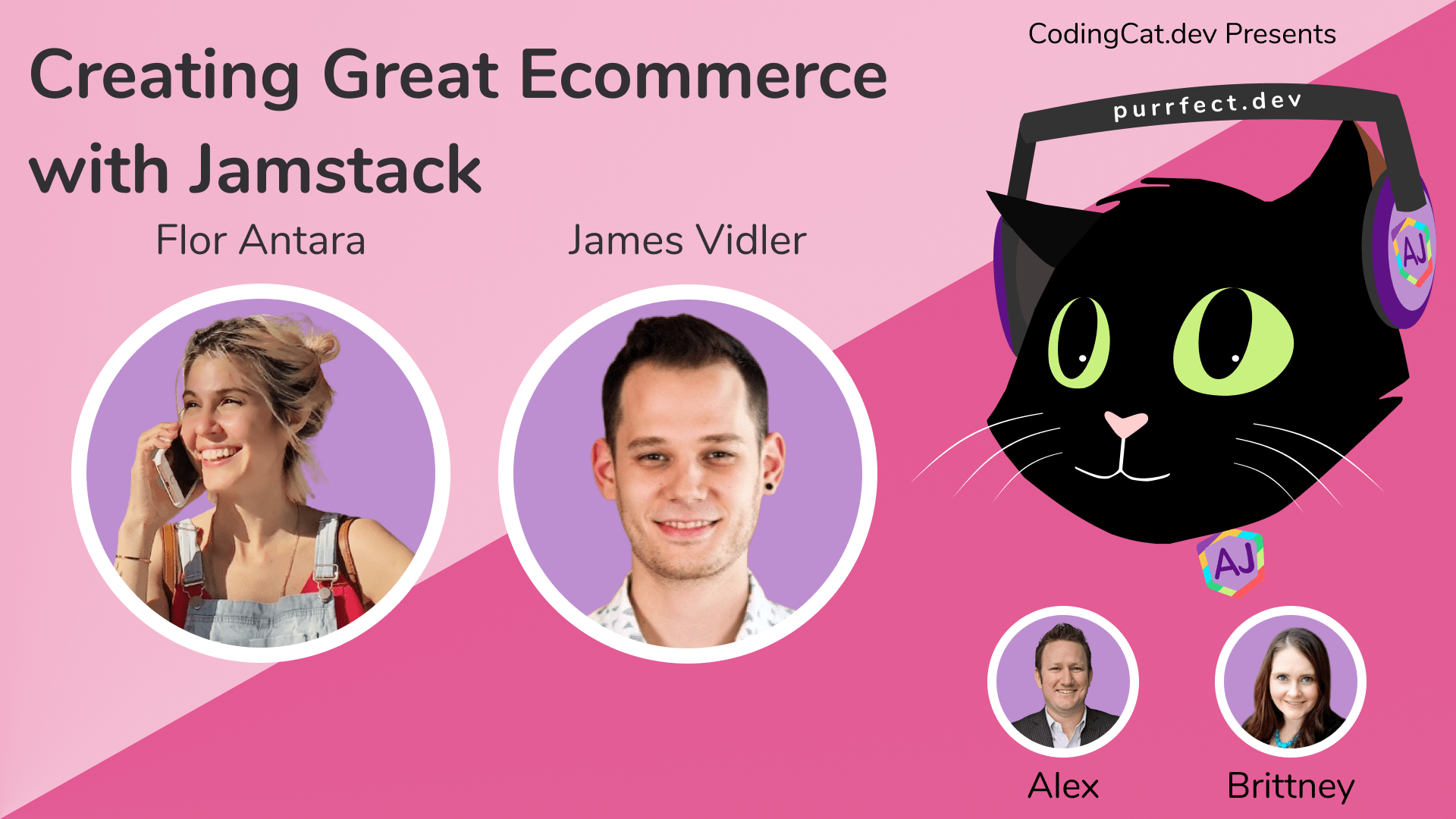 1.26 - Creating Great Ecommerce with Jamstack