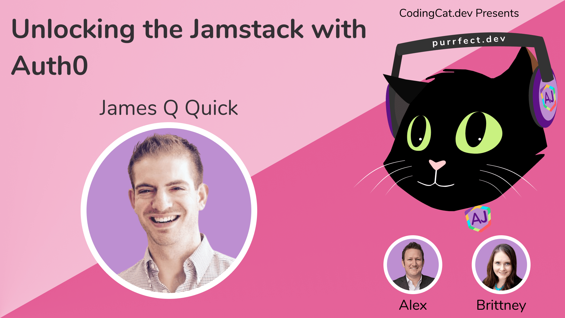 1.28 - Unlocking the Jamstack with Auth0