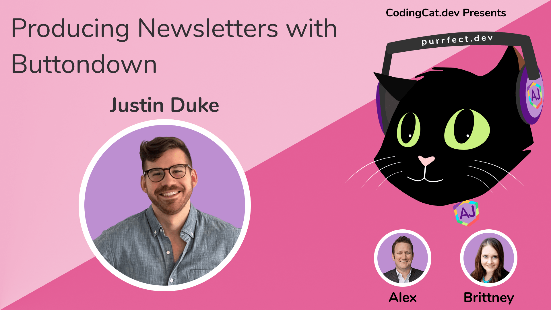 1.27 - Producing Newsletters with Buttondown