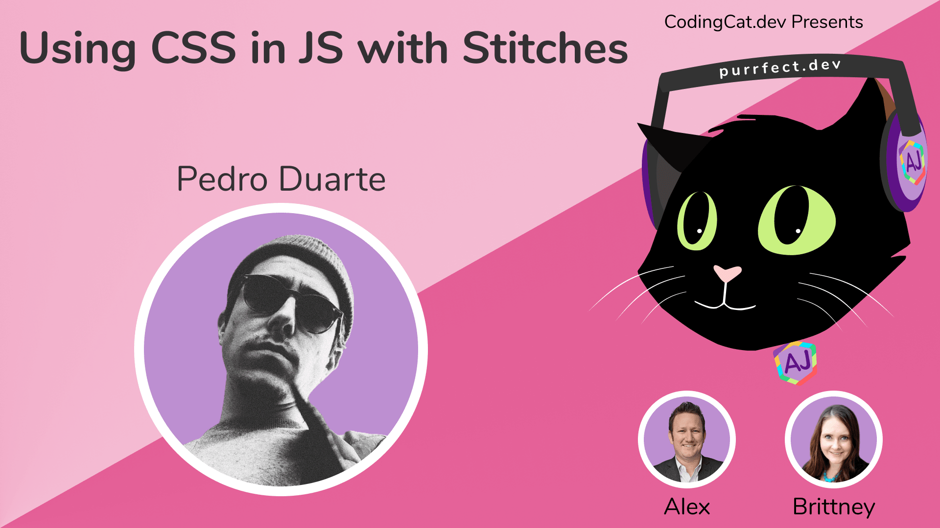 1.29 - Using CSS in JS with Stitches