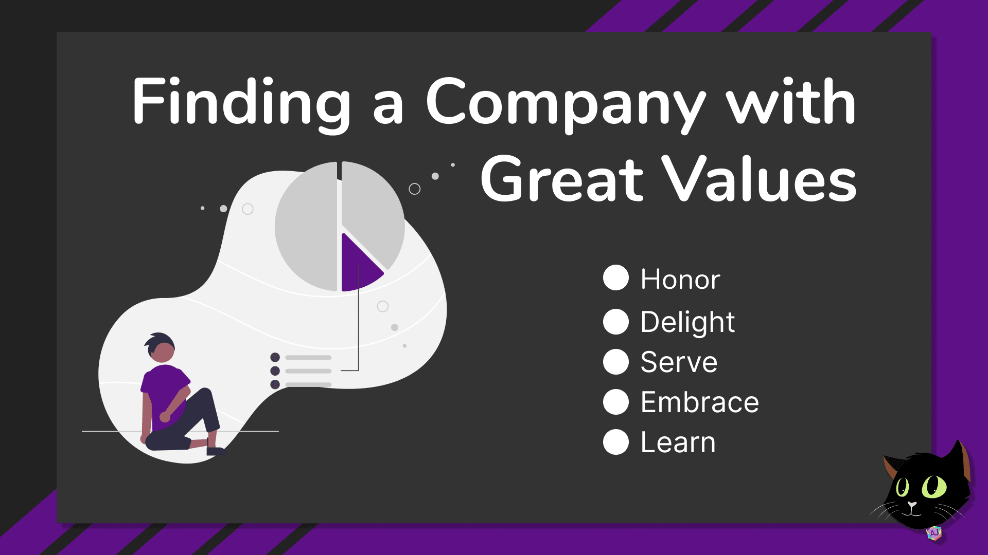 Finding a Company with Great Values