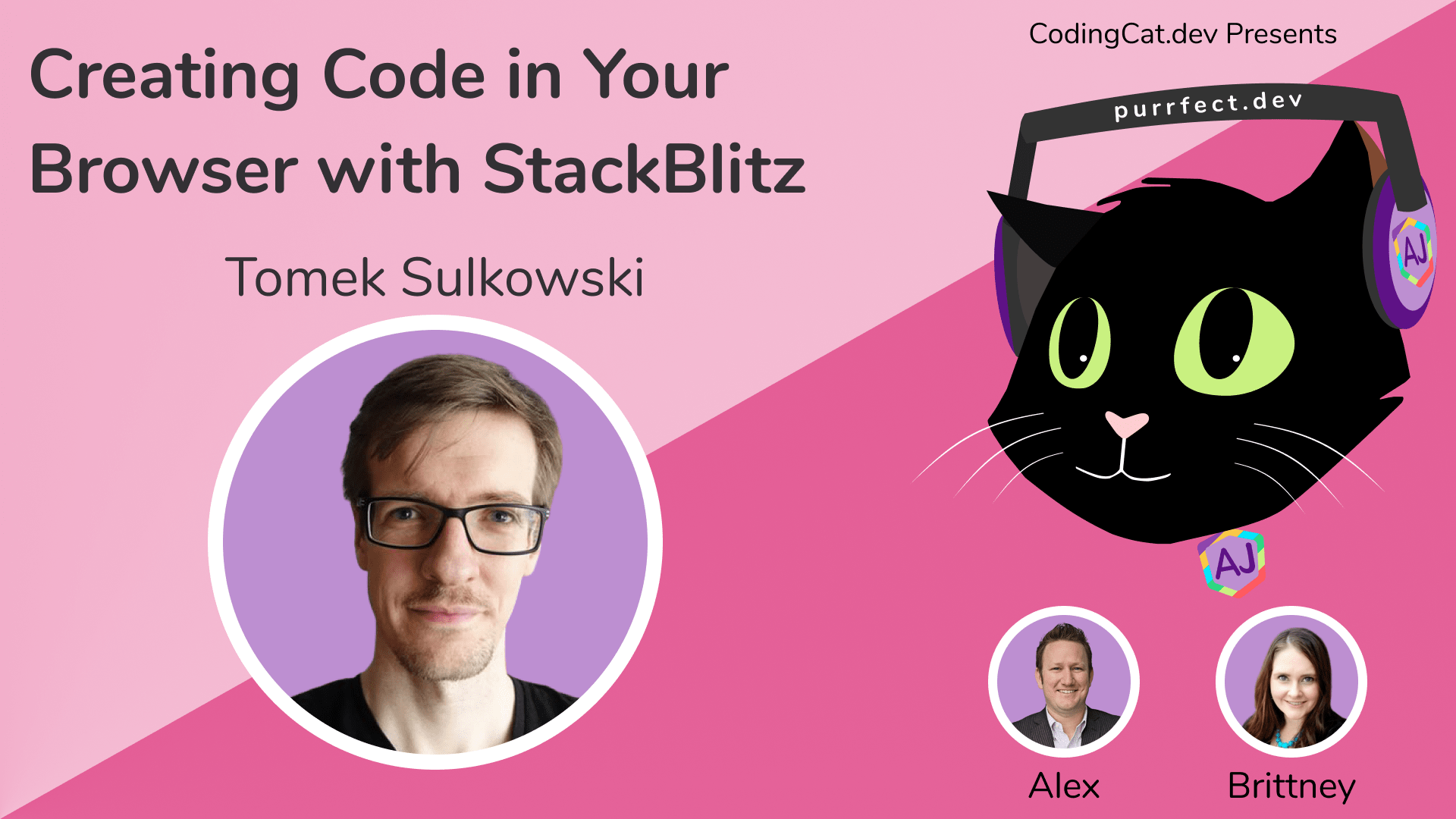 1.40 - Creating Code in Your Browser with StackBlitz