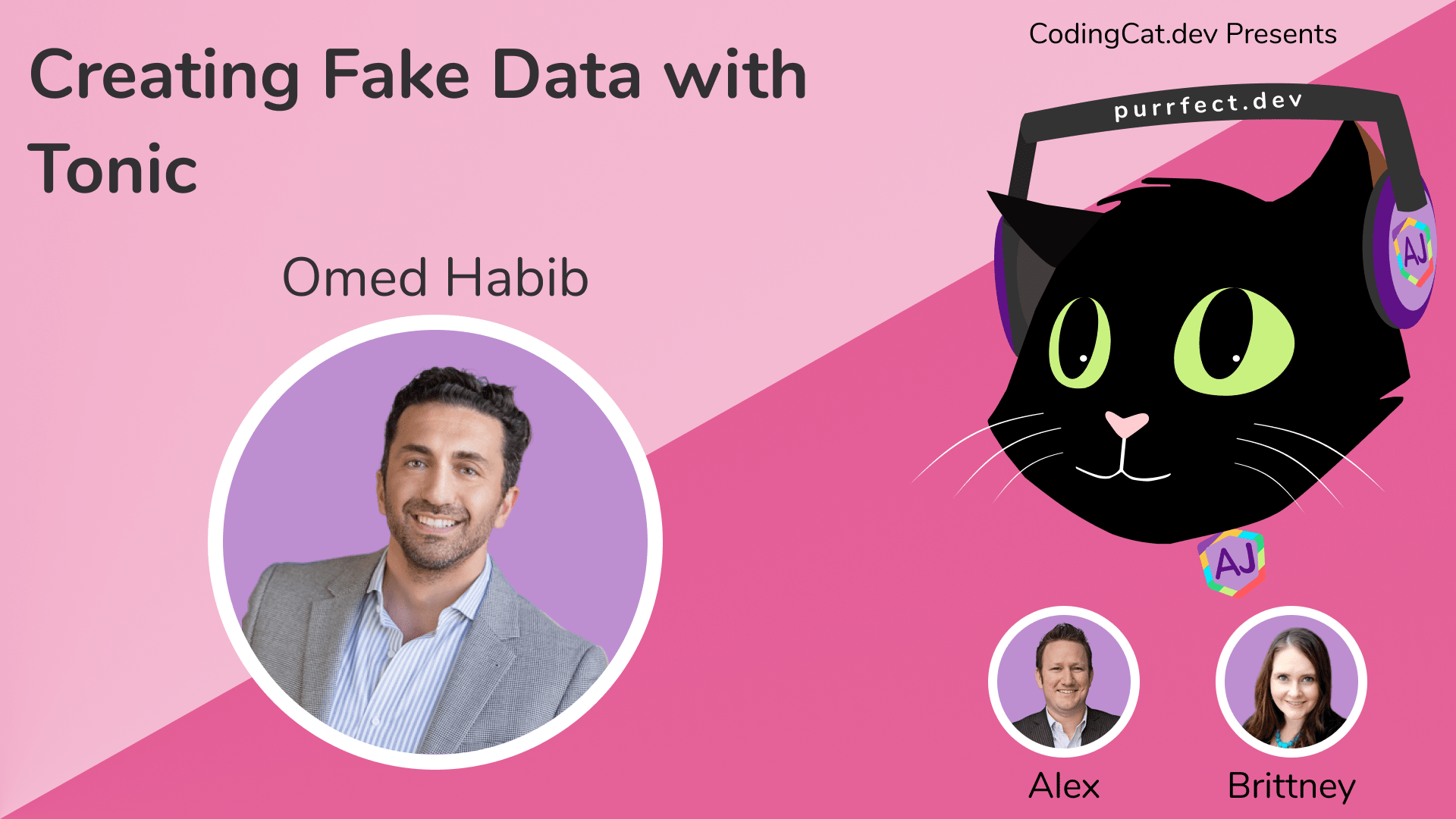 1.38 - Creating Fake Data with Tonic