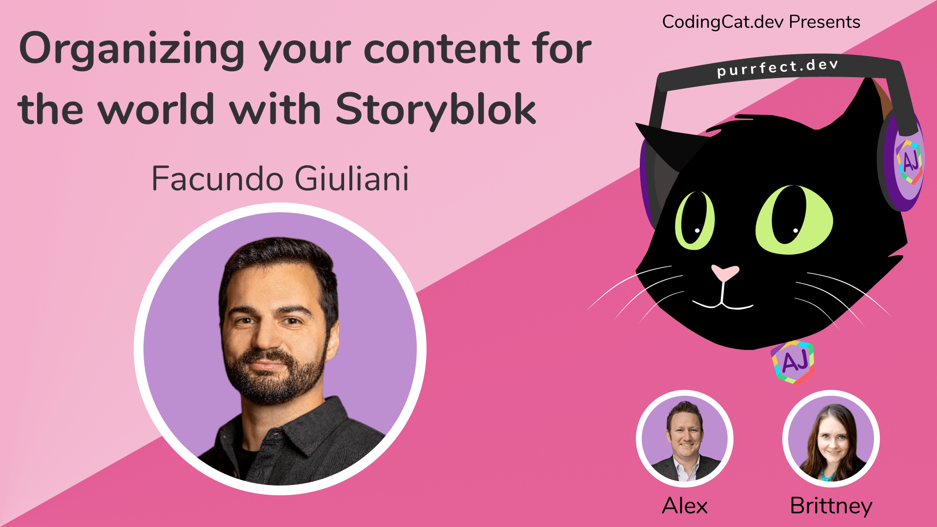 1.39 - Organizing your content for the world with Storyblok